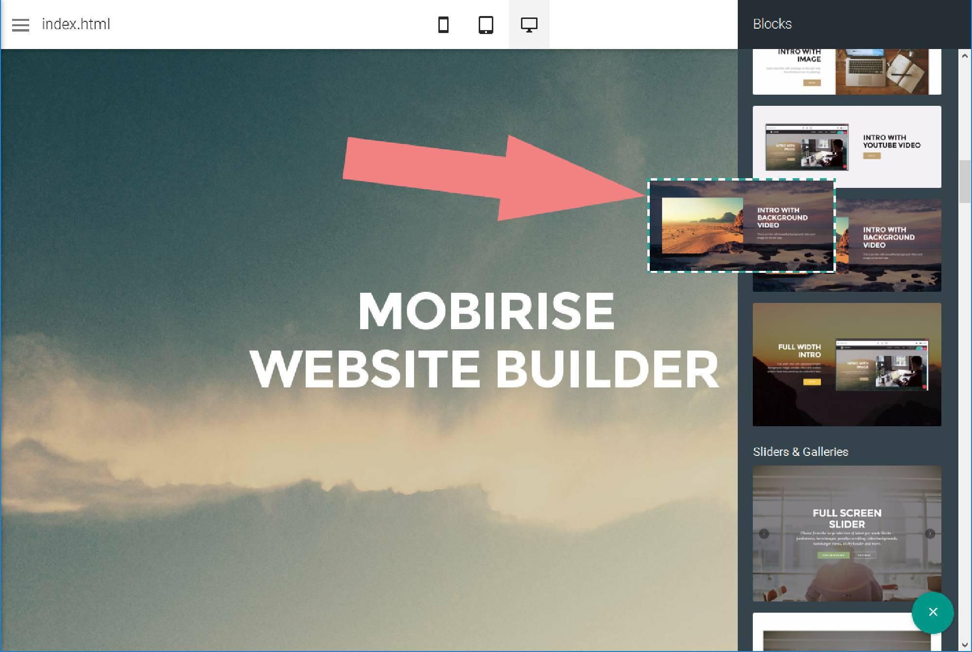 Free Website Editor Software