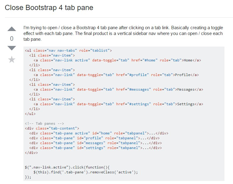 Bootstrap Tabs Dropdown