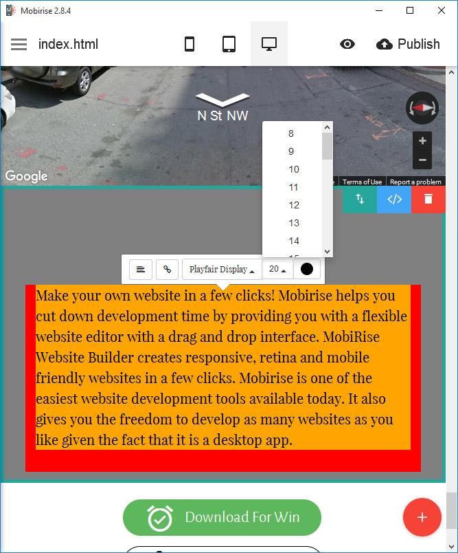 Free Website Builders Review