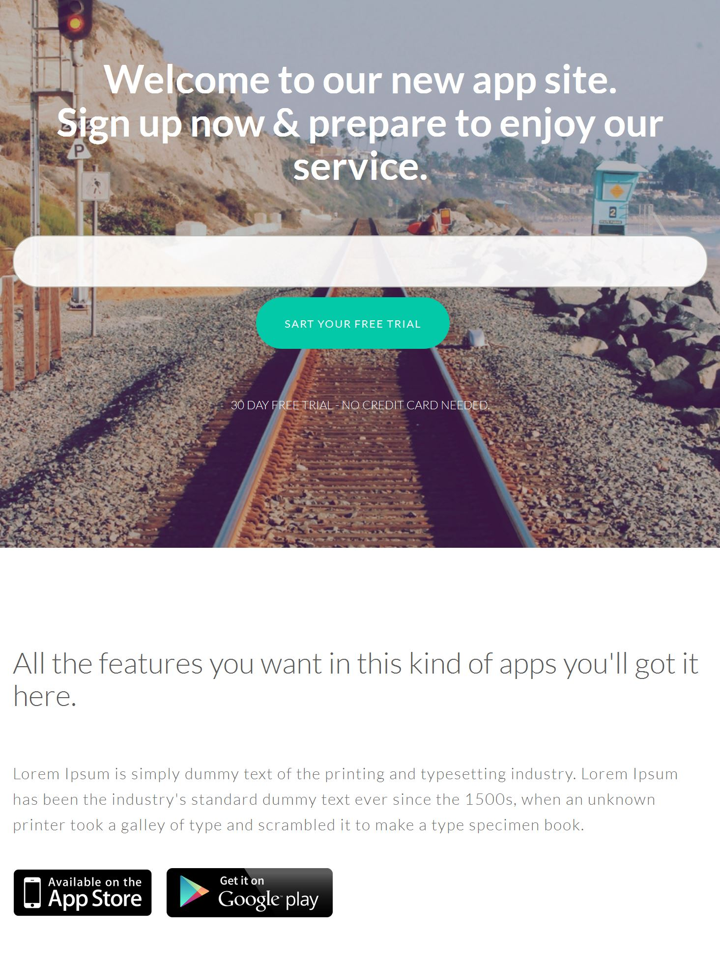 Bootstrap Timeline Template