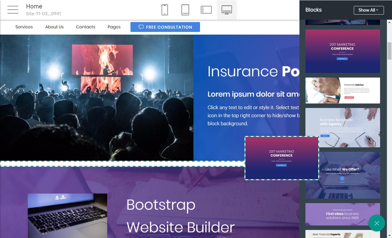 Free Website Software